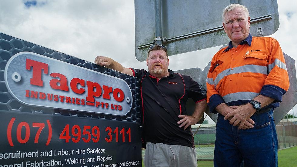 Tacpro Group Directors