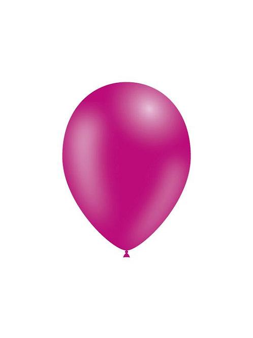 Balão Látex Fúscia