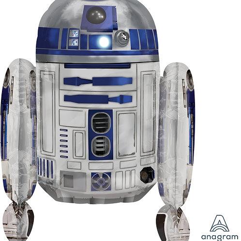 Balão de Foil R2-D2