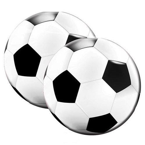 Guardanapos Bolas de Futebol