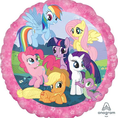Balão Foil My Little Pony
