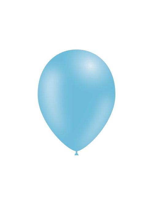 Balão Látex Azul Claro