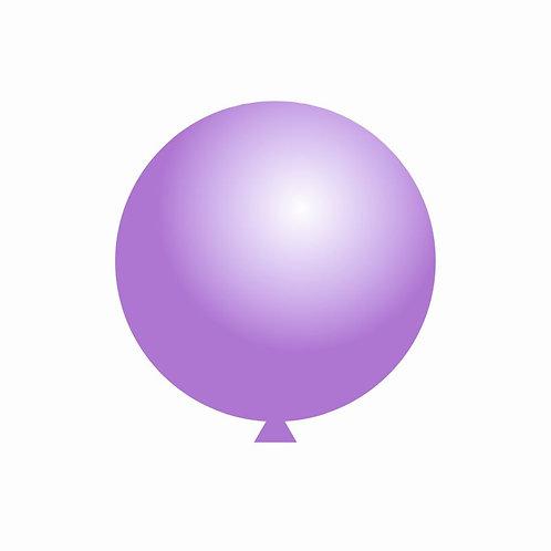 Balão Látex Lilás 60 cm