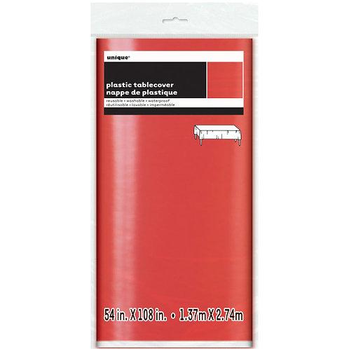 Toalha Vermelho Metalizado