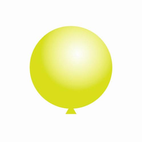 Balão Látex Verde Lima 60 cm