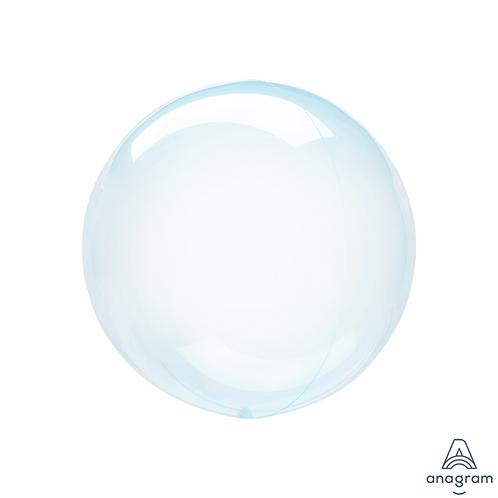 Balão vinil transparente
