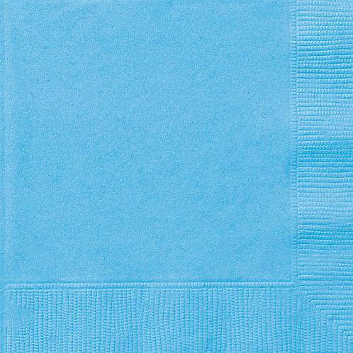 Guardanapos Azul Claro (Grande)