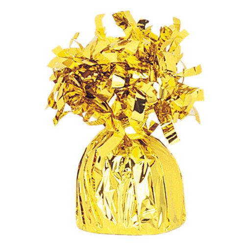 Peso Balão Dourado