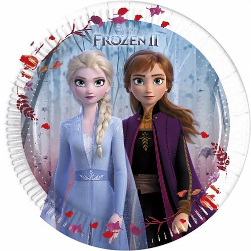 Pratos Frozen II