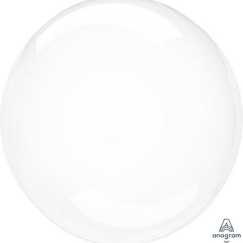 Balão Crystal Clearz Transparente