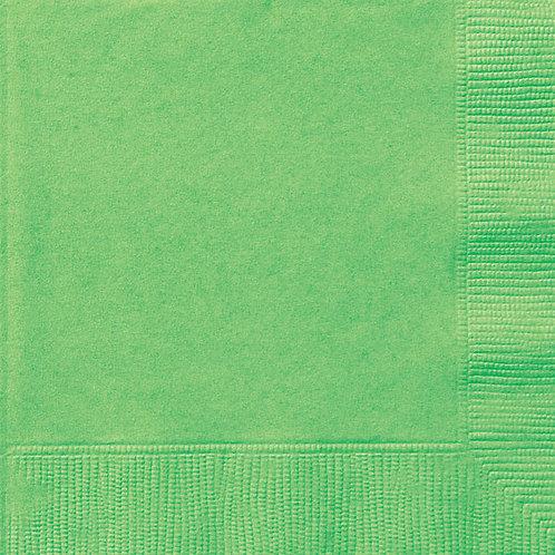 Guardanapos Verde Claro (Pequeno)