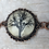 Thumbnail: Antique Copper Raven Tree Bracelet