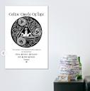 Celtic Circle of Life Wall Print