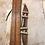 Thumbnail: Natural Leather Guitar String Bracelet