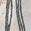 Thumbnail: 3 Strand Silver Luckenbooth Necklace
