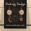 Thumbnail: Copper Sun, Moon, & Stars Earrings