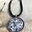 Thumbnail: Black Dream Horse Necklace