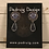 Thumbnail: Silver Dream Horses Post Earrings