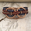 Thumbnail: Copper 3 Circle Guitar String Bracelet
