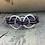 Thumbnail: Silver 3 Circle Purple Bass String Bracelet