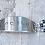 Thumbnail: Ocean 3 Strand Hand Stamped Bracelet