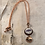 Thumbnail: Copper Dragonfly Hope Necklace