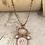 Thumbnail: Copper Sun, Moon, & Stars Necklace