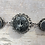 Thumbnail: Antique Silver Circle Of Life Link Bracelet Lg