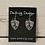 Thumbnail: Silver Rebis Earrings