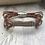 Thumbnail: Brown Leather Electric Guitar String Bracelet