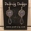 Thumbnail: Silver Dream Horses Earrings
