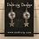 Thumbnail: Silver Star Raven Tree Earrings
