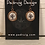 Thumbnail: Copper Crest Raven Tree Earrings