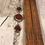 Thumbnail: Antique Silver Terra Cotta Troyes Star Link Bracelet