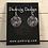 Thumbnail: Silver Circle Of Life Earrings