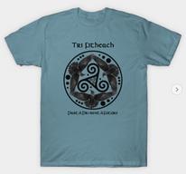 Tri Fitheach T-Shirt