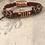 Thumbnail: Leather Acoustic Guitar String Bracelet