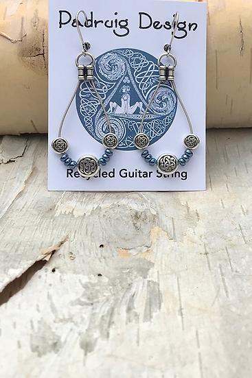 Montana Blue Bass String Earrings