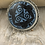 Thumbnail: Blue Tri Fitheach Pin/Pendant