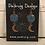 Thumbnail: Copper Troyes Star Earrings
