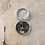 Thumbnail: Silver Circle Of Life Key Ring