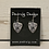 Thumbnail: Silver Cabala Earrings