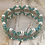 Thumbnail: Electric Guitar String Bangle Turquoise