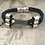 Thumbnail: Leather Electric Guitar String Bracelet