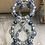 Thumbnail: Blue Dragonfly Guitar String Bracelet