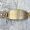 Thumbnail: Love 3 Strand Hand Stamped Bracelet