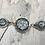 Thumbnail: Antique Silver Dream Horse Link Bracelet