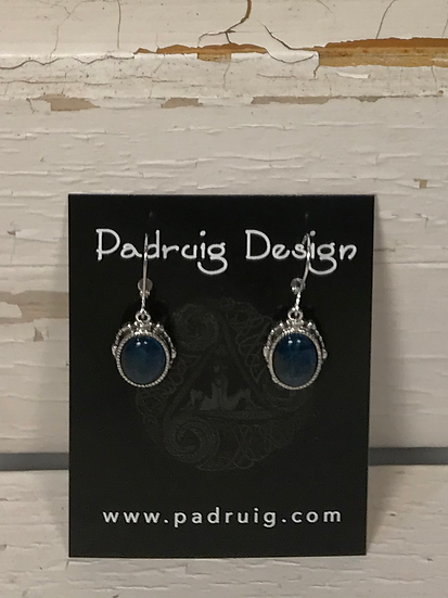 Blue Apetite Earrings