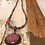 Thumbnail: Antique Copper Troyes Star Necklace