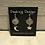 Thumbnail: Silver Sun, Moon, and Star Earrings